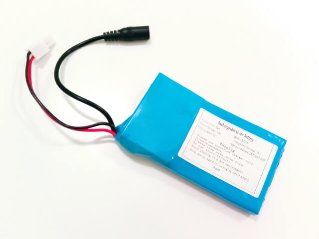 Ааккумуляторная Li-ion батарея 7.4В