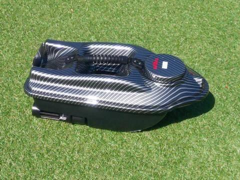 Actor Carbon 10A лучший бюджетный вариант карповый прикормочный кораблик для рыбалки, завоза прикормки, наживки, оснастки